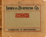 Catalogue of greenhouses / Lord & Burnham Company.
