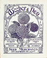 Descriptive catalogue of vegetable, flower, and farm seeds / Weeber & Don